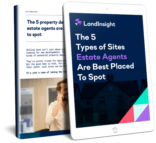 5 sites for Estate Agents - Hero Img